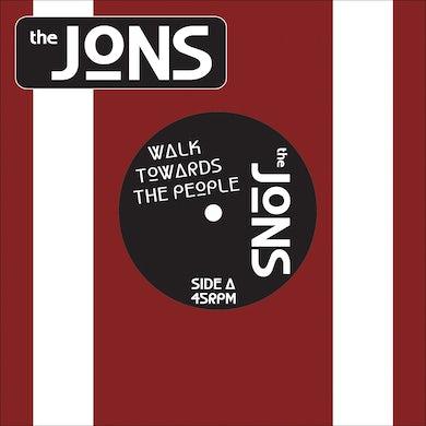 "Walk Towards the People 7"" (Vinyl)"