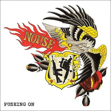 """NOi!SE - Pushing On 12"""" EP / CD"""