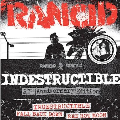 "Rancid - Indestructible 6x7"""