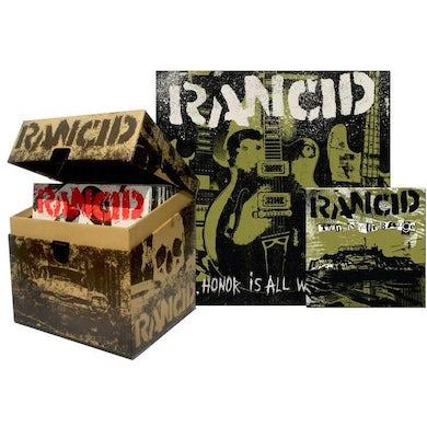 """Rancid - Essentials DJ Box 46 x 7"""" Box Set (Vinyl)"""