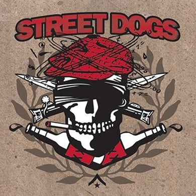 "Street Dogs - Crooked Drunken Sons / Rustbelt Nation 9"" / CD"