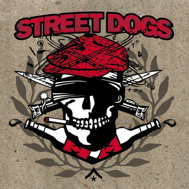 "Street Dogs - Crooked Drunken Sons 7"" (Vinyl)"