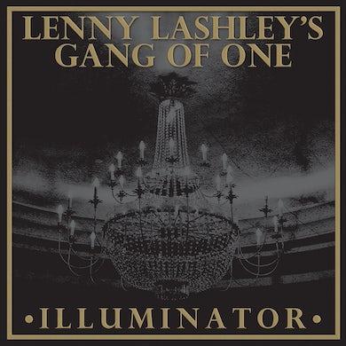 Lenny Lashley's Gang Of One - Illuminator LP / CD (Vinyl)