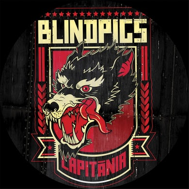 """Capitania 10"""" Picture Disc"""