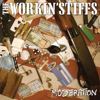 """The Workin' Stiffs - Moderation 7"""" (Vinyl)"""