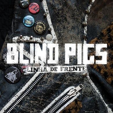 """Linha De Frente 10"""" EP (Vinyl)"""