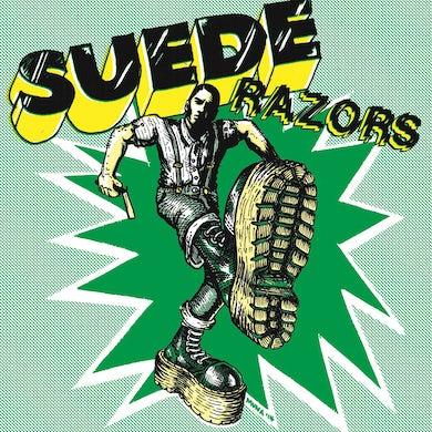 "Suede Razors - Boys Night Out 7"" (Vinyl)"