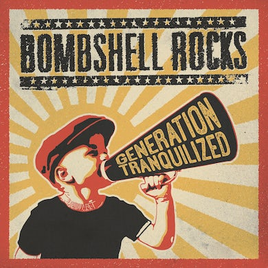 Bombshell Rocks - Generation Tranquilized LP / CD (Vinyl)