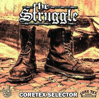 "The Struggle - Core-Tex Selector 7"" (Vinyl)"