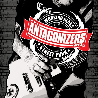Antagonizers ATL - Working Class Street Punk LP (Vinyl)