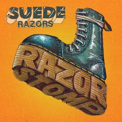 """Suede Razors - Razor Stomp 12"""" EP (Vinyl)"""