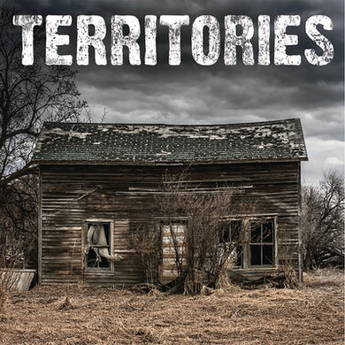 Territories - S/T LP / CD (Vinyl)