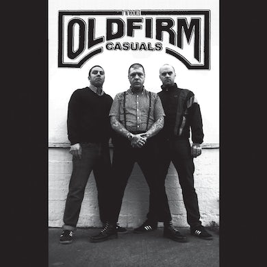 "The Old Firm Casuals - S/T 12"" EP (Vinyl)"