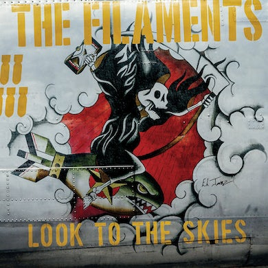 The Filaments - Look To The Skies LP / CD (Vinyl)