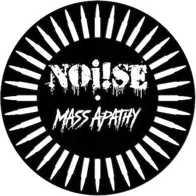 "Noi!se - Mass Apathy Milled 12"" Single"