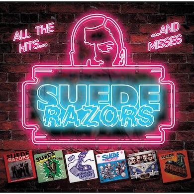 Suede Razors - All The Hits...& Misses LP / CD (Vinyl)