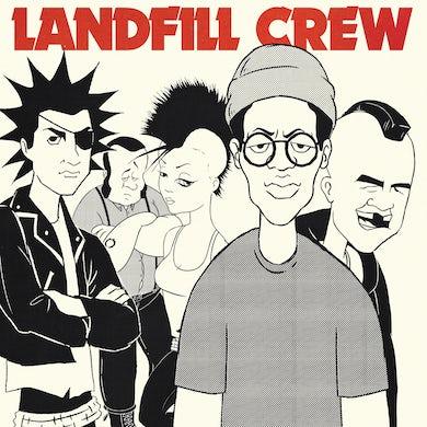 "Landfill Crew - S/T Gatefold 2x7"" EP (Vinyl)"