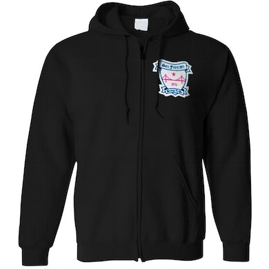 Cock Sparrer Pirates Press Records - SF Belongs to Us - Patch - Zip-Up Hoodie