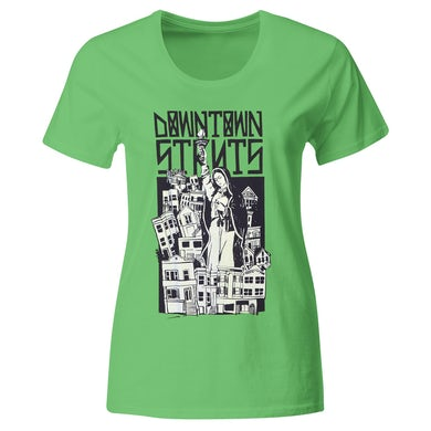 Downtown Struts - Victoria Tour - T-Shirt - Fitted
