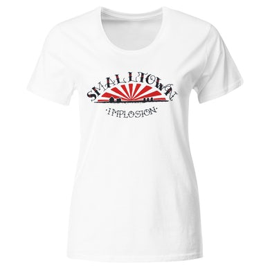 Smalltown - Implosion - T-Shirt - White - Fitted