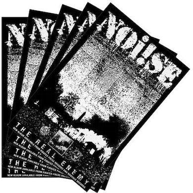Noi!se - The Real Enemy Foil - Poster - Flat - 11x18