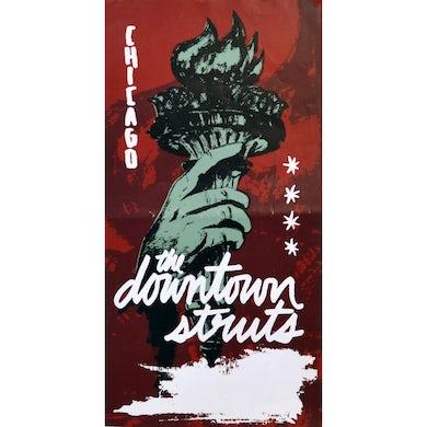 Downtown Struts - Sail The Seas Dry Tour - Poster