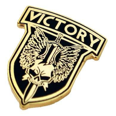 Victory - Skull & Sword - Enamel Pin