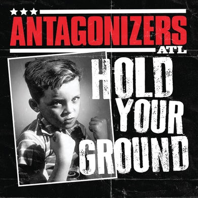 """Hold Your Ground"" 7"" (Vinyl)"