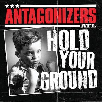 "ANTAGONIZERS ATL - ""Hold Your Ground"" 7"" (Vinyl)"