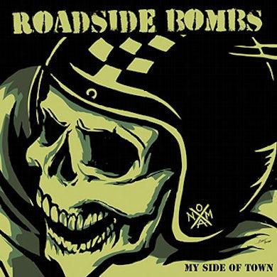 "ROADSIDE BOMBS - ""My Side Of Town"" LP - White Vinyl"
