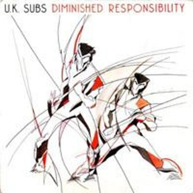 U.K. Subs - Diminished Responsibility - CD