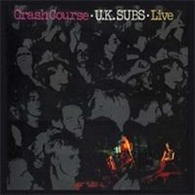 U.K. Subs - Crash Course Live - CD