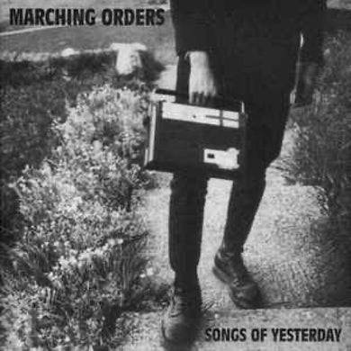 "MARCHING ORDERS - 'Songs Of Yesterday' b/w 'Mods, Skins, Punks' 7"" - Red (Vinyl)"