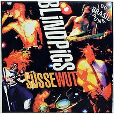 Susse Wut LP - Black (Vinyl)
