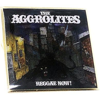 "The Aggrolites - Reggae Now! Album Cover - 1.25"" Enamel Pin"
