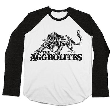 The Aggrolites - Aggropanther w/ Reggae Now! Panelled - Baseball Tee