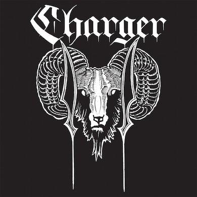 "Charger - Ram - 4"" Vinyl Sticker"