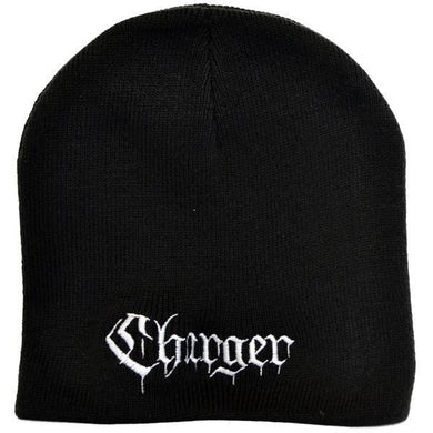 Charger - Text Logo - Embroidered Beanie