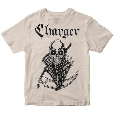 Charger - Scythe - Natural - T-Shirt