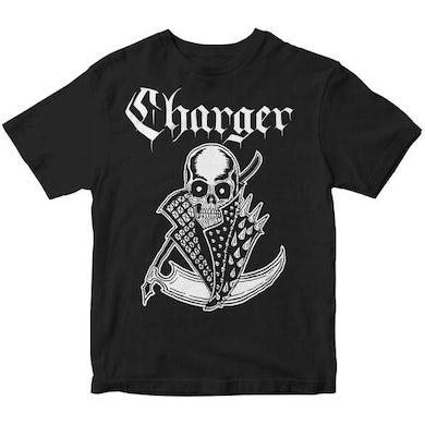 Charger - Scythe - Black - T-Shirt