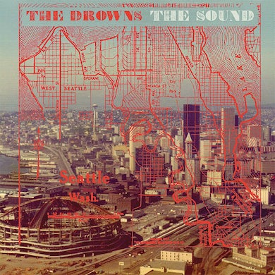 """The Drowns - The Sound 7"""" (Vinyl)"""