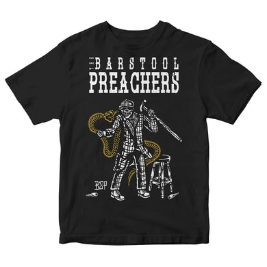 The The Barstool Preachers - Fight To Stay Free - T-Shirt