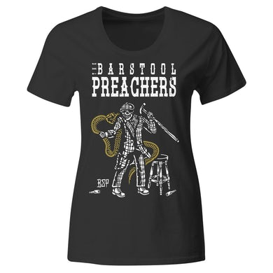 The The Barstool Preachers - Fight To Stay Free - T-Shirt - Fitted