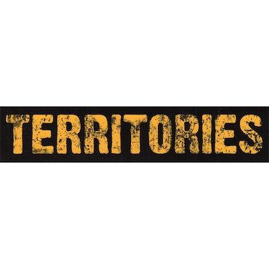 Territories - Logo - Sticker