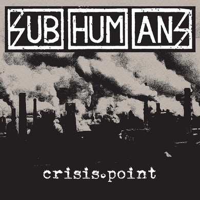 "Crisis Point 12"" LP / CD / Cassette (Vinyl)"