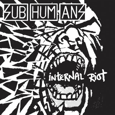 """Internal Riot"" LP / CD (Vinyl)"