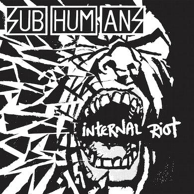 "Subhumans - ""Internal Riot"" LP / CD (Vinyl)"