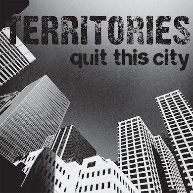 """Territories  - Quit This City / Defender 7"""" (Vinyl)"""