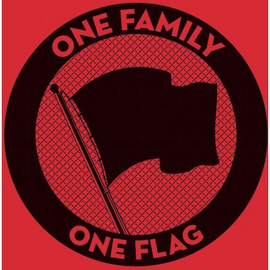 45 Adapters One Family, One Flag - 3xLP - Standard Version (BLACK FRIDAY/CYBER MONDAY VERSION ONLY) (Vinyl)