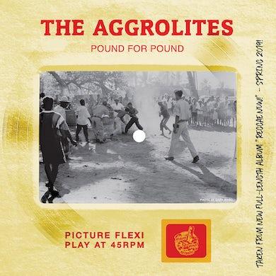 The Aggrolites - Pound For Pound Picture Slide Flexi
